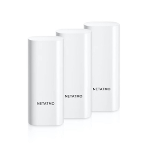 3PK Netatmo Smart Door & Window Sensors