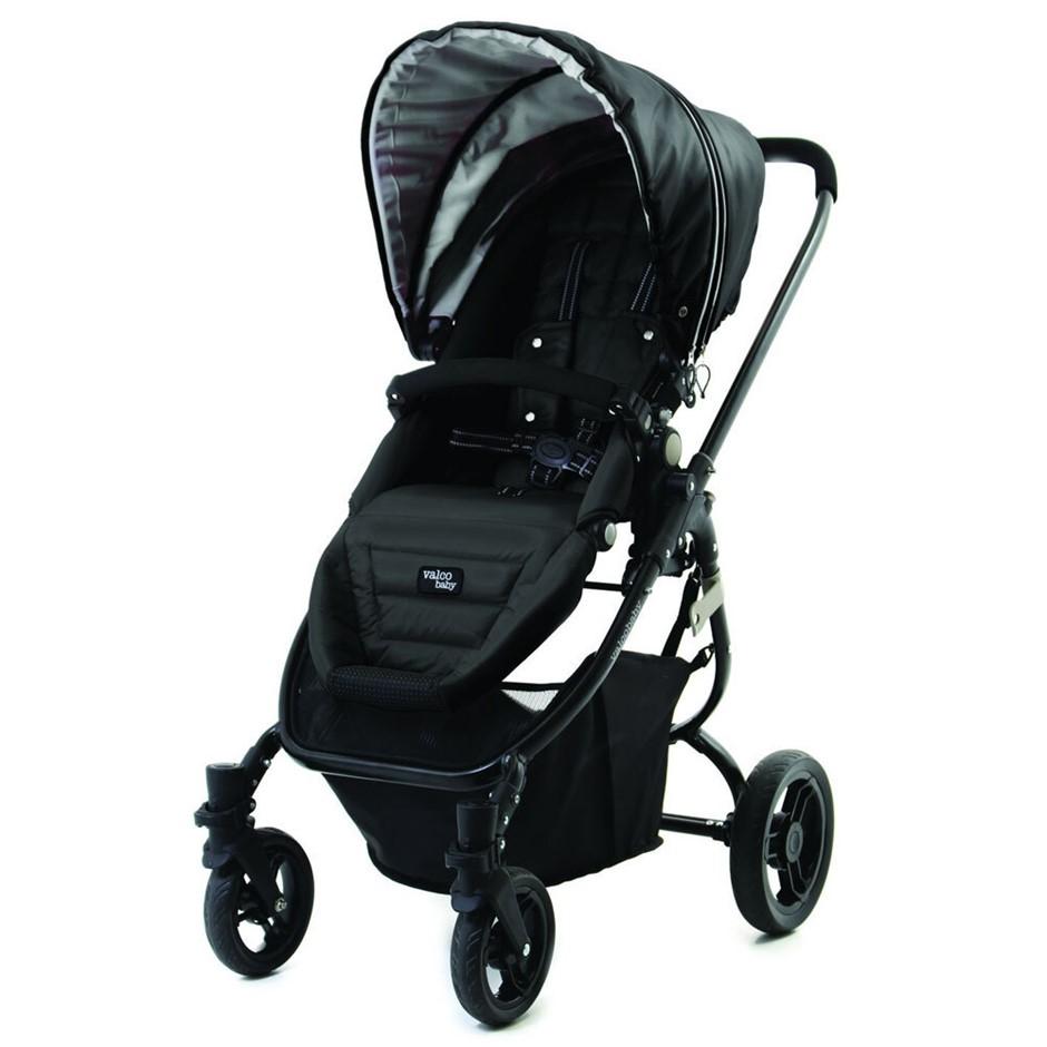 Valco Baby Snap Ultra Stroller Midnight Black