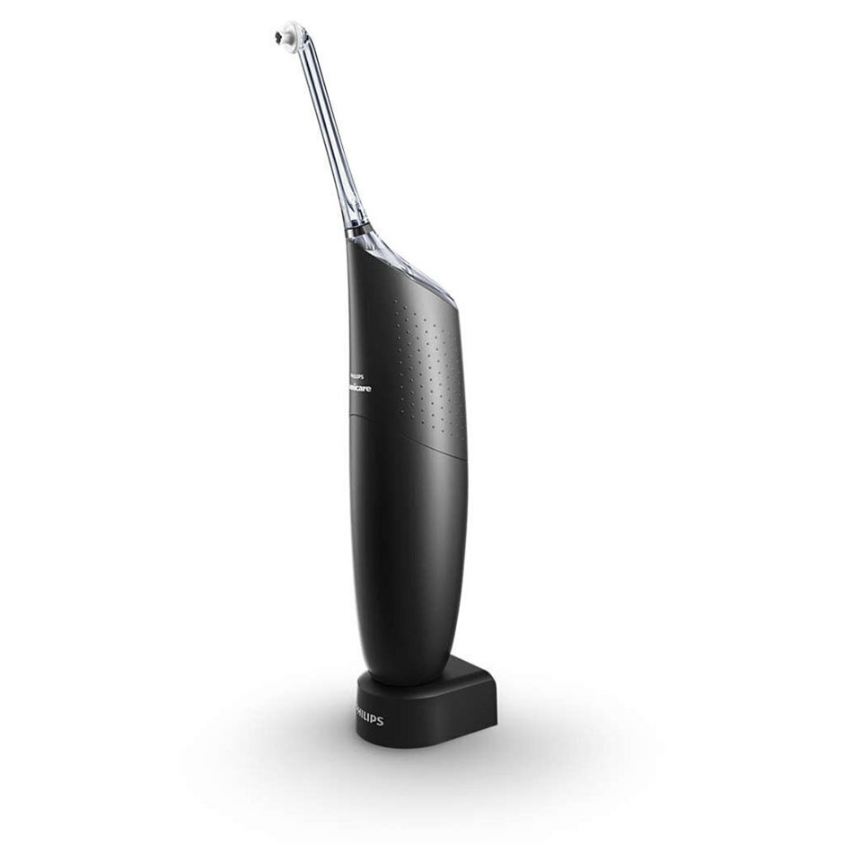 Sonicare AirFloss Ultra - Rechargeable Powered Interdental Cleaner- Black