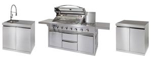 Gasmate Platinum Ii Outdoor Kitchen