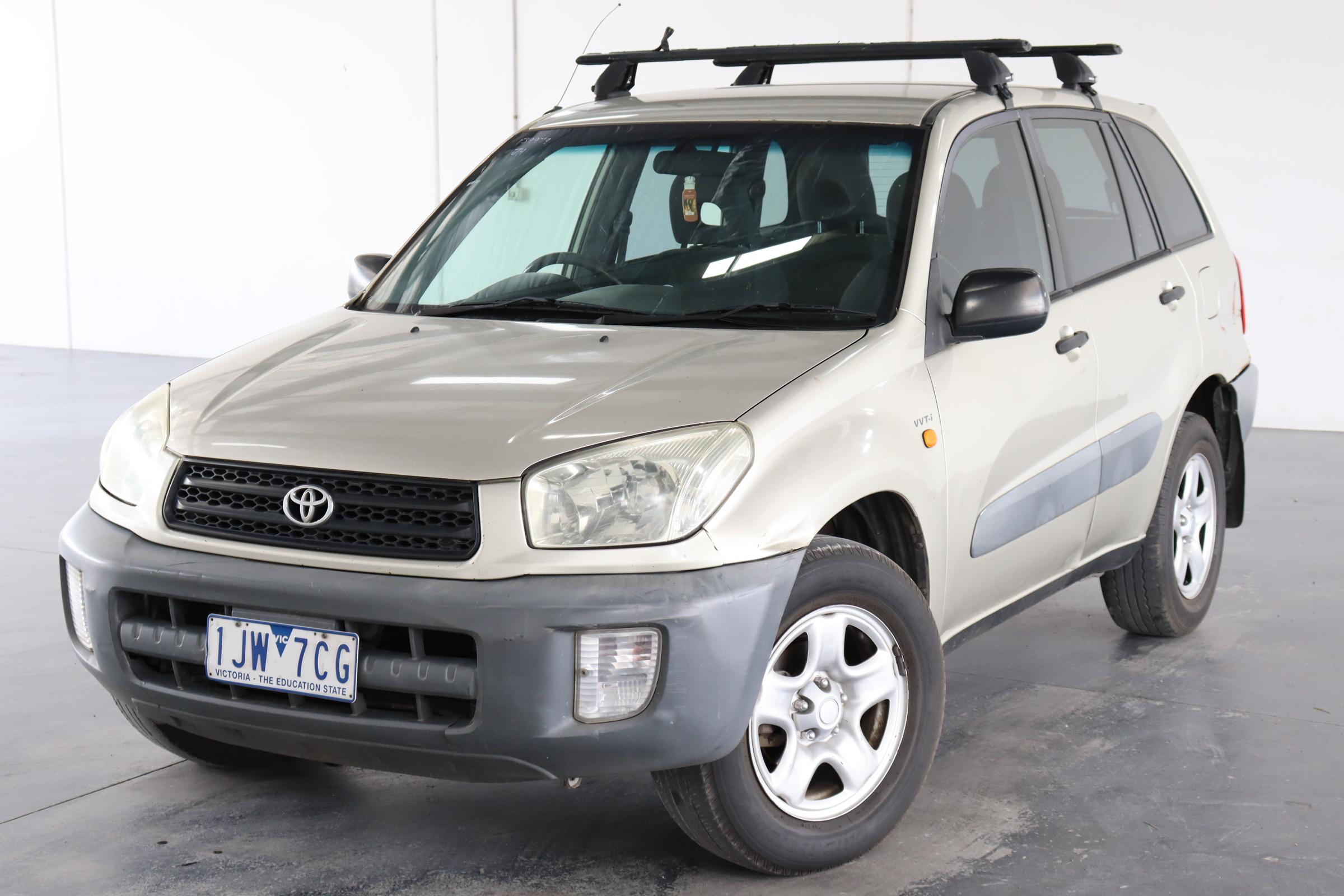 2002 Toyota Rav 4 Edge (4x4) Automatic Wagon