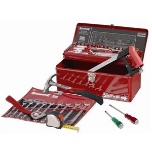 SIDCHROME 66pc Metric & A/F Tool Set 1/4