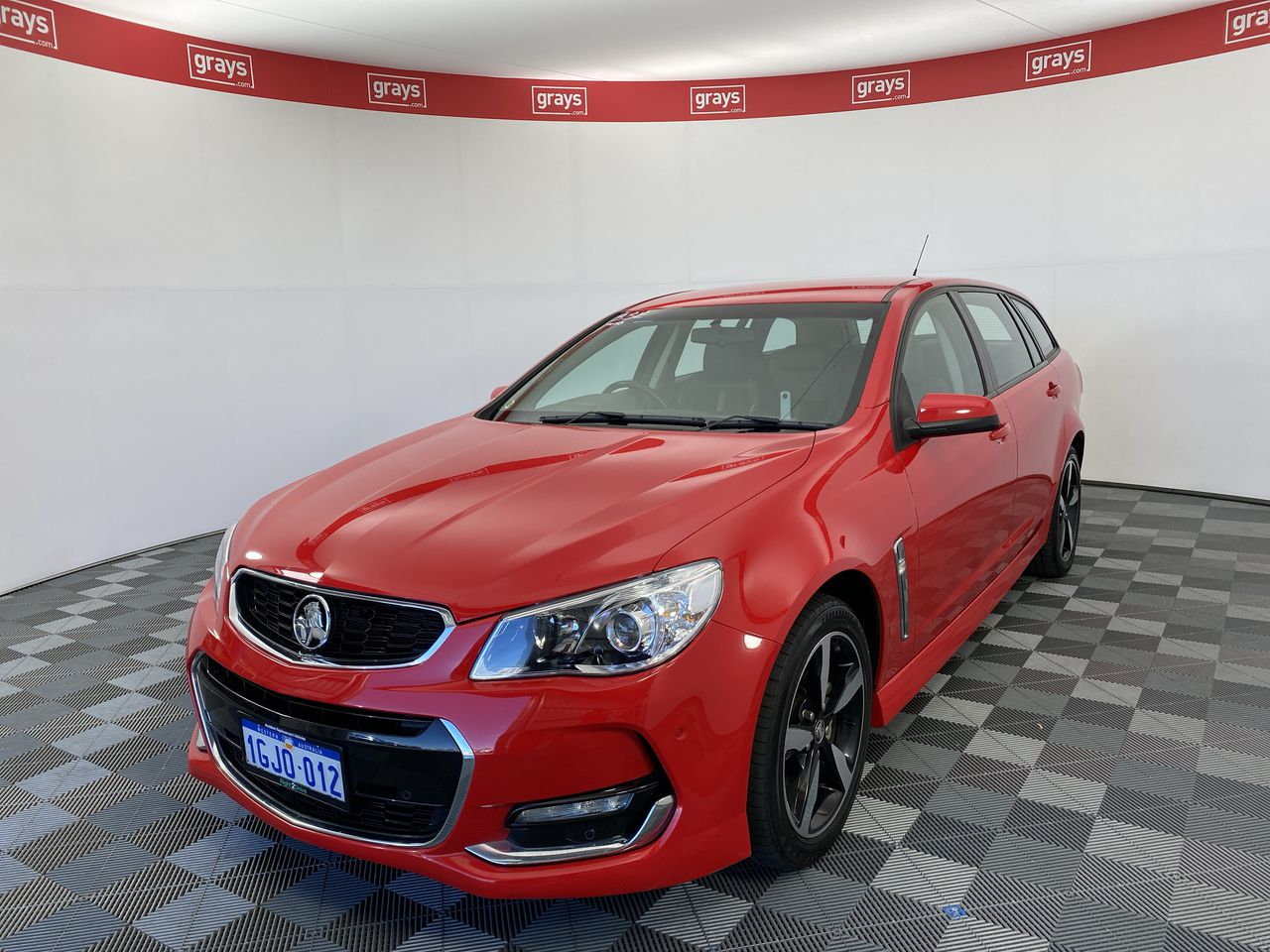 2017 Holden Commodore SV6 VF Automatic Wagon