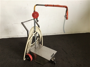 25L Oil Removal Trolley with Hand Pump