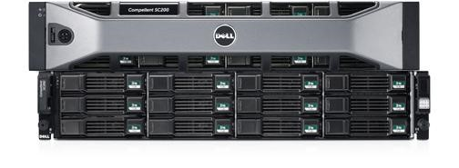 Dell SC220 2.4TB Enclosure