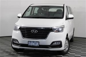 2019 Hyundai iMAX Active TQ II Turbo Die