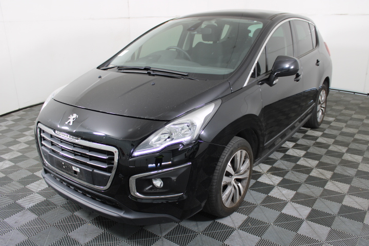 2014 Peugeot 3008 Active Automatic Hatchback 42,527 km's