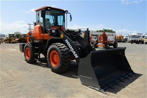 Unused 2020 Doosan DL300-9C Wheel Loader