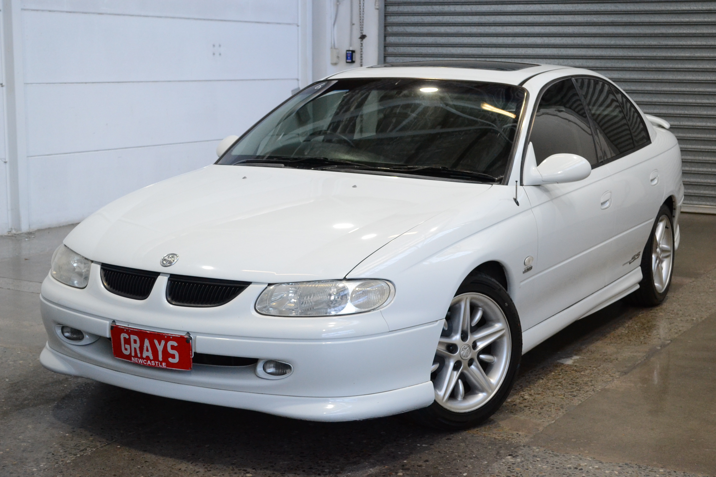 1999 Holden Commodore SS VT Manual Sedan