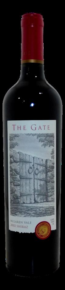 John Davey The Gate Shiraz 2002 (6x 750mL), McLaren Vale, SA