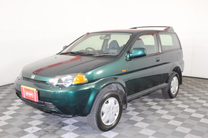 1999 Honda HR-V CVT Hatchback