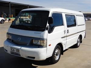 2005 Mazda E2000 (MWB) Automatic Van