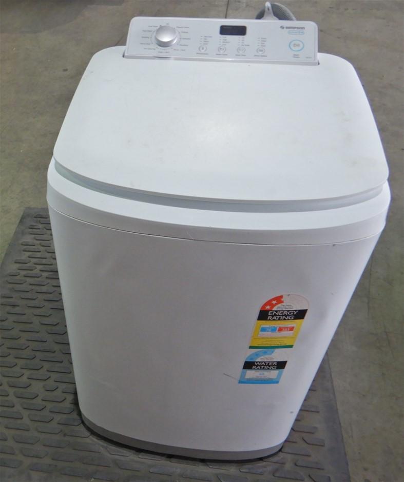 Simpson SWT5541 5.5KG Top Load Washing Machine (Pooraka, SA)
