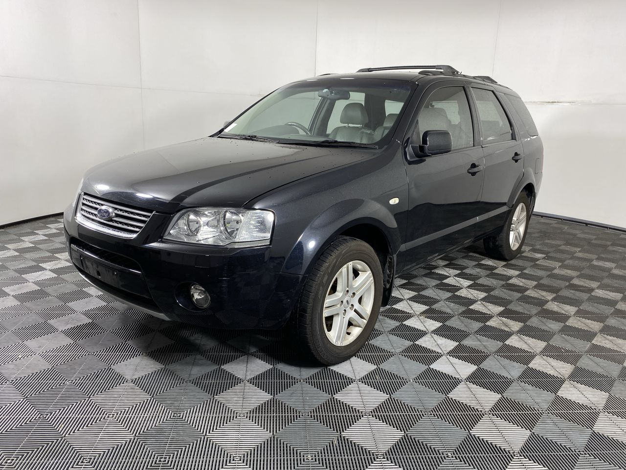 2006 Ford Territory Ghia (RWD) SY Automatic 7 Seats Wagon