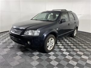 2006 Ford Territory Ghia (RWD) SY Automa