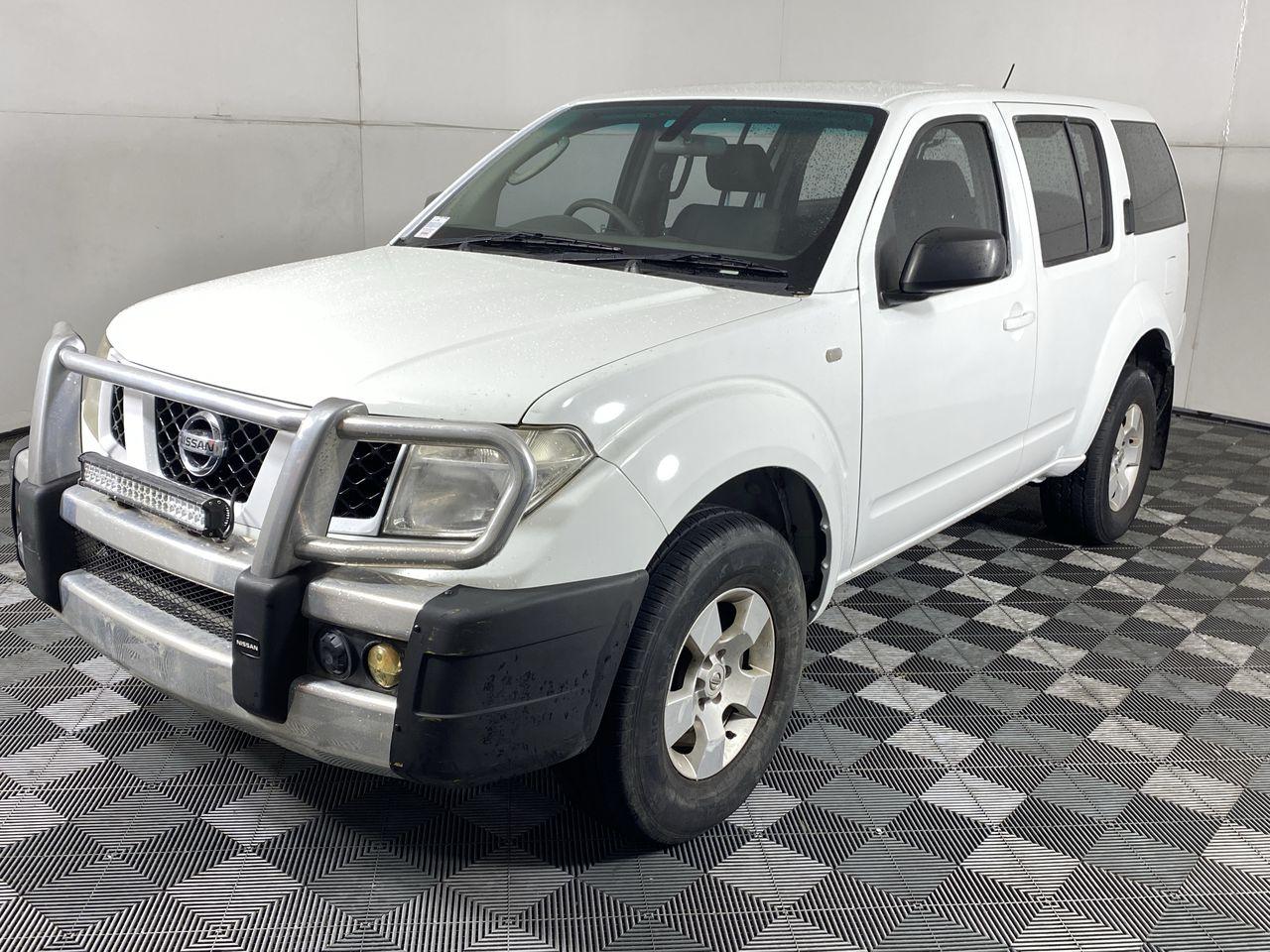 2005 Nissan Pathfinder ST (4x4) R51 Automatic 7 Seats Wagon