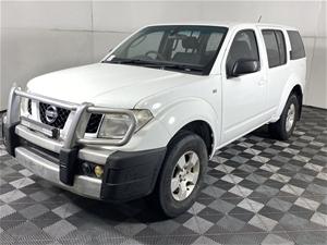 2005 Nissan Pathfinder ST (4x4) R51 Auto