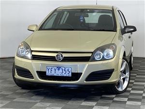 2005 Holden Astra CD AH Manual Hatchback