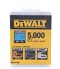 Pack of 5,000 x DeWALT Heavy Duty Staples 3/8``/ 10mm Buyers Note - Discoun