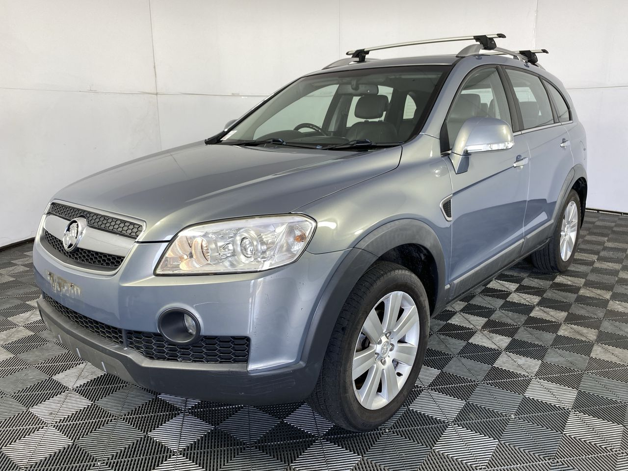 2010 Holden Captiva LX AWD CG Turbo Diesel Automatic 7 Seats Wagon