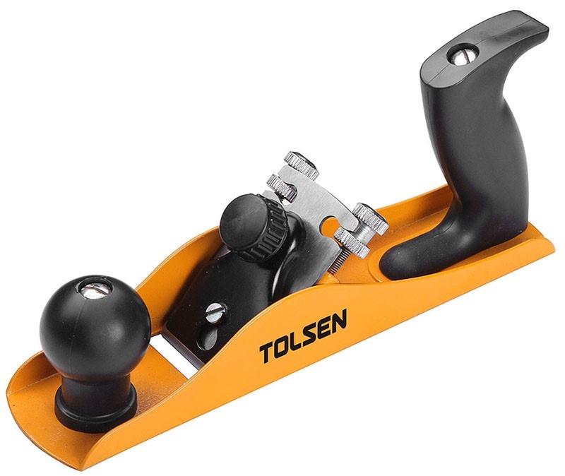 TOLSEN Block Wood Plane 235 x 44mm. (SN:42000) (278324-123)