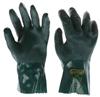 10 Pairs x MSA Metalgard 35cm Heavy Duty PVC Gloves, Size XL, Fully Coated