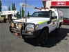 Nissan Patrol 4WD Manual Ute