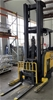2007 Hyster N35ZDR-18.5 Electric Stand On Double Reach Forklift