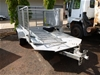 2017 Muscle Trailers B196T Tandem Plant Trailer