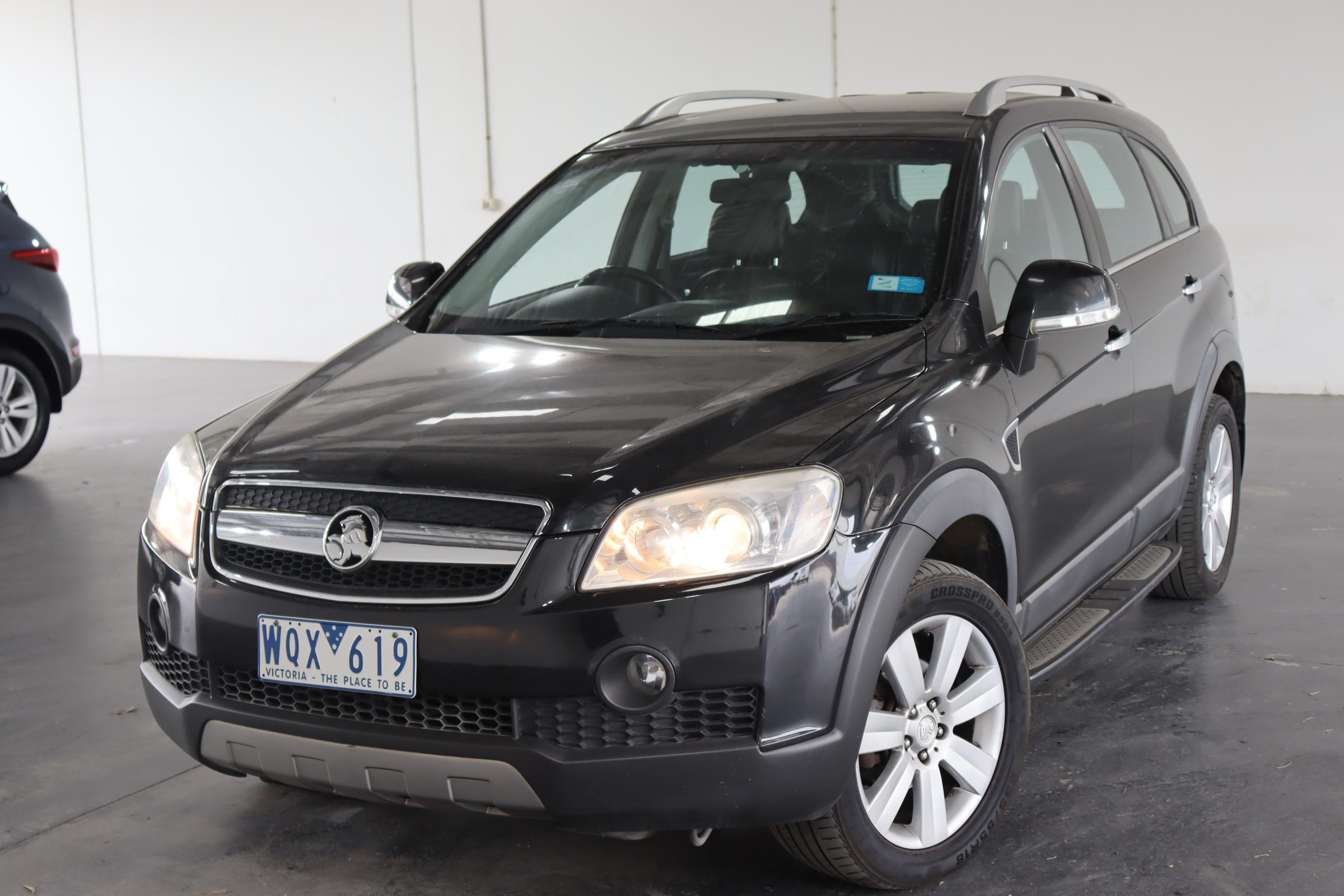 2008 Holden Captiva LX (4x4) CG Turbo Diesel Automatic 7 Seats Wagon