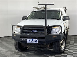 2013 Ford Ranger XL 4X2 Hi-Rider PX Turb