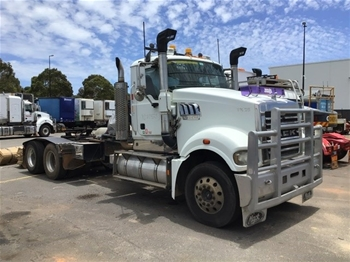 2008 Mack Trident 6 x 4 Prime Mover Truck (Gear Box Removed)