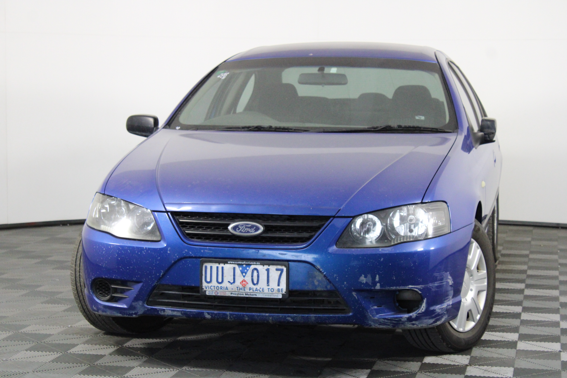 2007 Ford Falcon XT (LPG) BF MKII Automatic Sedan