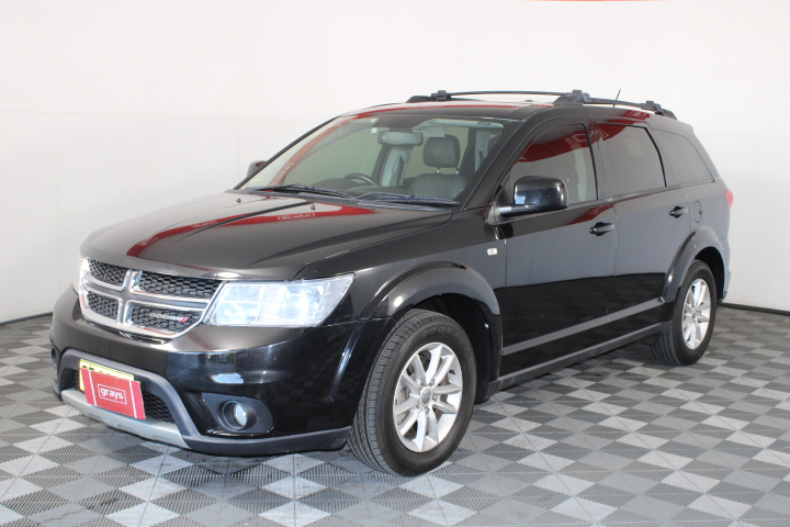 2013 Dodge Journey SXT Automatic 7 Seats People Mover