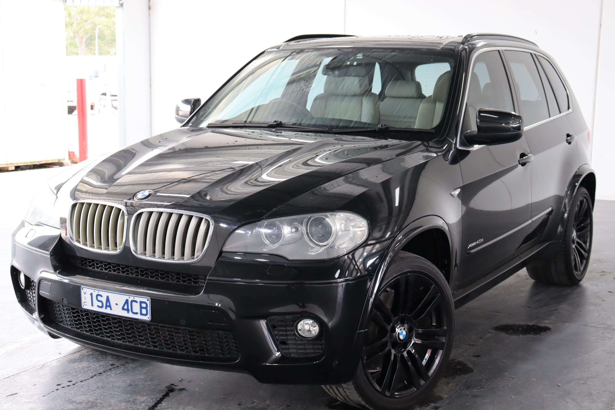 2010 BMW X5 40d Xdrive Motorsport wagon 178klms