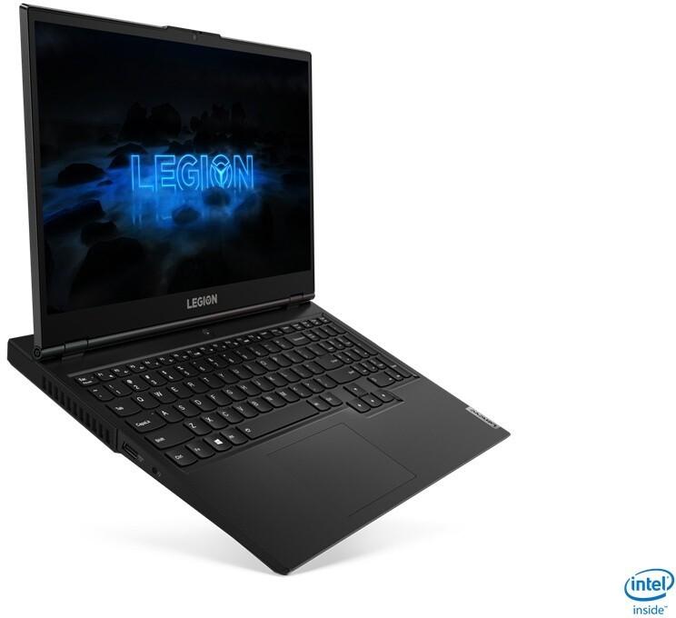 Lenovo Legion 5 15IMH05H 15.6-inch Notebook, Black