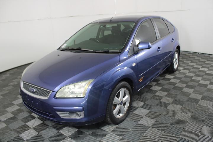 2006 Ford Focus LX LS Automatic Hatchback