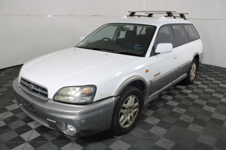 2003 Subaru Outback B3A Automatic Wagon