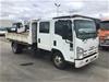 <p>2011 Isuzu NPR 250 4 x 2 Tipper Truck</p>