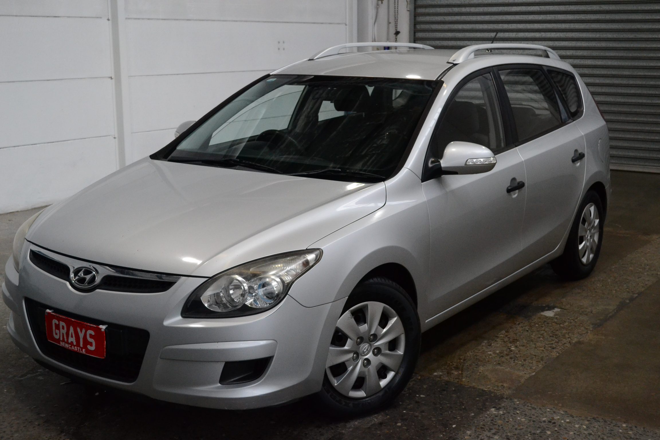 2011 Hyundai i30 cw SX 1.6 CRDi FD Turbo Diesel Manual Wagon