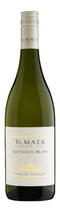 Te Mata Estate Vineyards Sauvignon Blanc 2020 (6x 750mL), Hawke's Bay