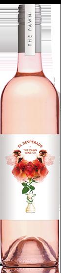 The Pawn El Desperado Rose 2019 (12x 750mL), Adelaide, SA