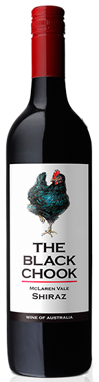 Black Chook Shiraz 2019 (6x 750mL), McLaren Vale, SA