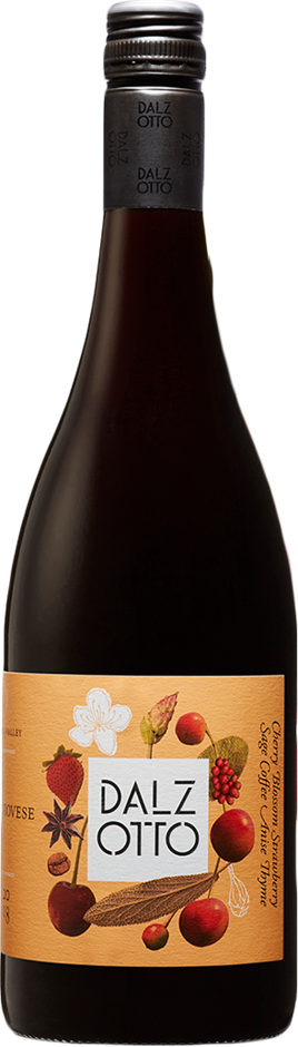 Dal Zotto Sangiovese 2019 (12x 750mL), King Valley, VIC