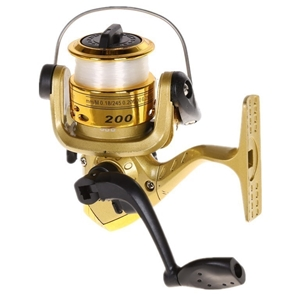 Fishing Reel 3BB Gear Ratio 5.2:1 Line C