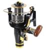 Fishing Reel 9+1BB, Gear Ratio 5.2:1, Rear Drag Reel Line Capacity 0.28/250