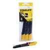 6 x STANLEY 3-Pack Snap-Off Blade Knives (Box of 12 Packs). <b>You must be