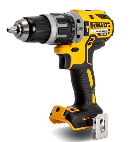 DeWALT 18V Brushless Hammer Drill. Skin Only. Buyers Note - Discount Freigh