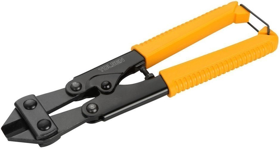 2 x TOLSEN 200mm Mini Bolt Cutters with PVC Grip Handle. DISC 153 IMAGES IM