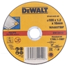 25 x DeWalt Stainless Steel Cut-Off Discs, 100mm x 16mm. Buyers Note - Disc